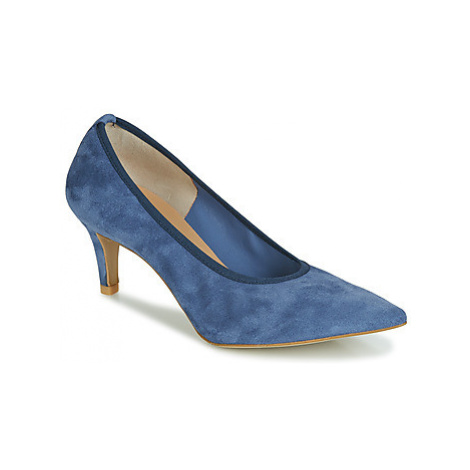 Perlato CHANDLY women's Court Shoes in Blue