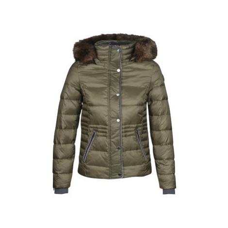 S.Oliver MAUNA women's Jacket in Kaki