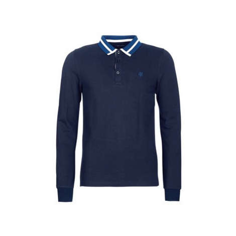 Marc O'Polo BORIS men's Polo shirt in Blue