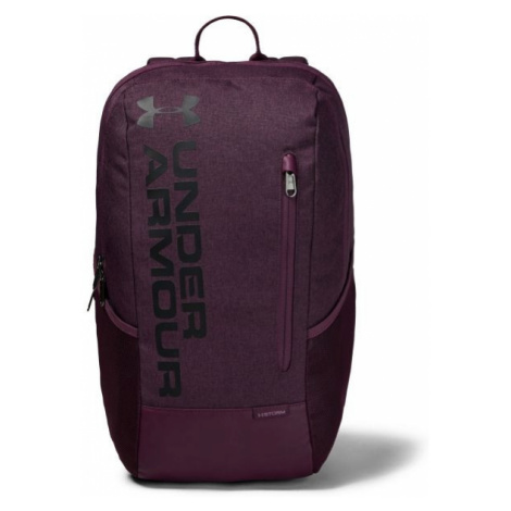 Under Armour GAMETIME BP purple - Backpack