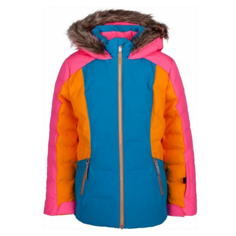 Spyder GIRLS ATLAS SYNTHETIC blue - Girls' jacket