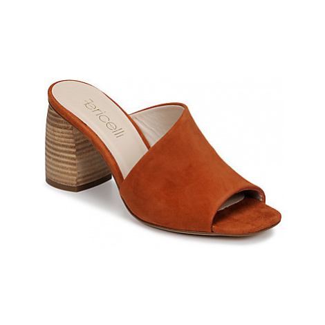 Fericelli JARELLE women's Mules / Casual Shoes in Brown
