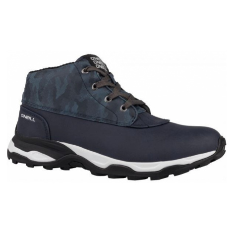 O'Neill BACKSIDE CAMOUFLAGE dark blue - Men's winter shoes