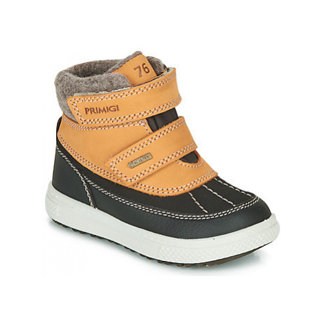 Primigi PEPYS GORE-TEX boys's Children's Mid Boots in Brown