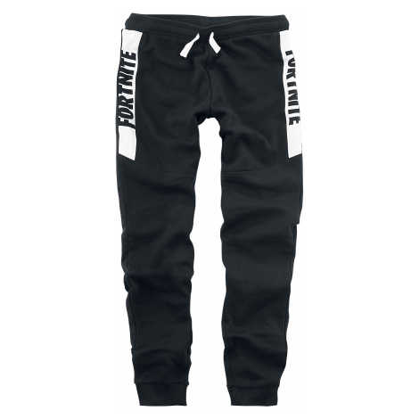 Fortnite - Loot - Kids Sweatpants - black-white