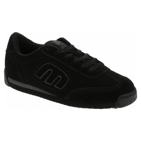 shoes Etnies Lo-Cut II LS - Black Raw - men´s