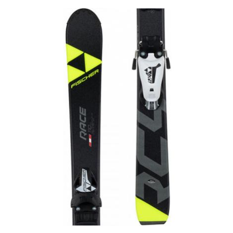 Fischer RC4 RACE JR+FJ7 AC - Downhill skis
