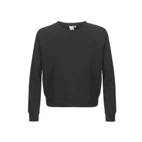Vans MY VANS CREW women's Sweatshirt in Black