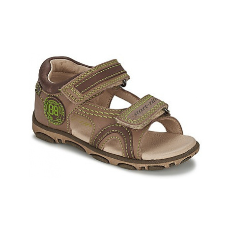 Start Rite JUMP boys's Children's Sandals in Brown