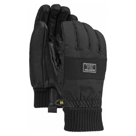 glove Burton Dam - True Black - men´s