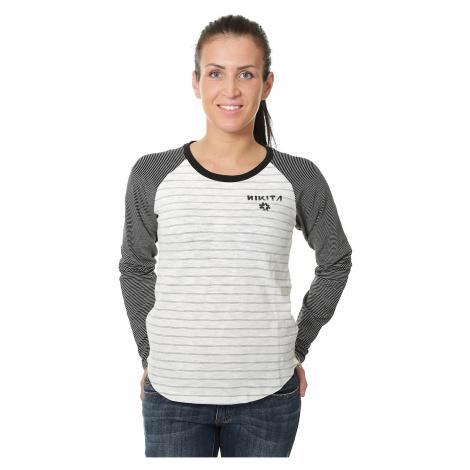 T-Shirt Nikita Cornestone LS - White