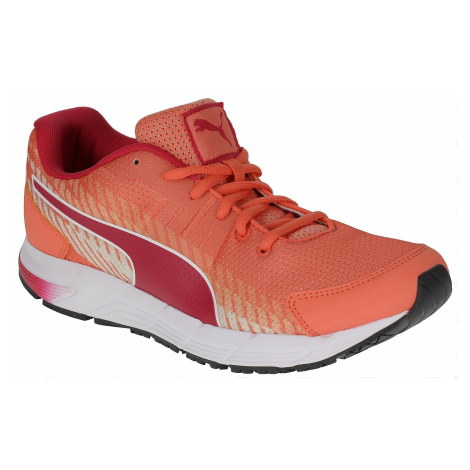 shoes Puma Sequence V2 Wn - Black/Fluo Peach/Rose Red/White