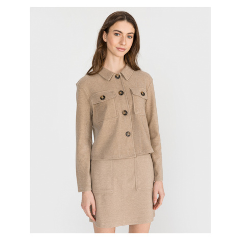 Vero Moda Felecity Jacket Brown Beige