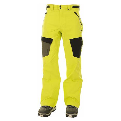 pants Oakley Alpine Shell 3L Gore-Tex - Sulphur - men´s