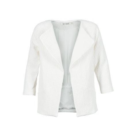 See U Soon DACKA women's Coat in White