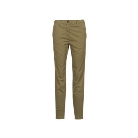G-Star Raw BRONSON MID SKINNY CHINO women's Trousers in Green