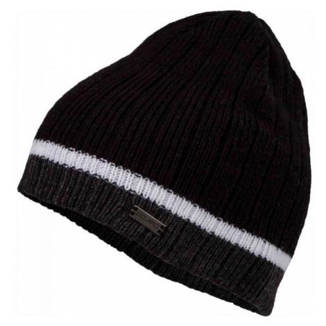 Willard CAPRIC black - Knitted hat