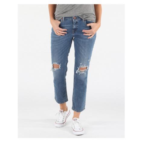 Diesel Belthy-Ankle-D Jeans Blue