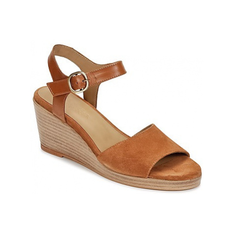 N.d.c. LAS SALINAS women's Sandals in Brown