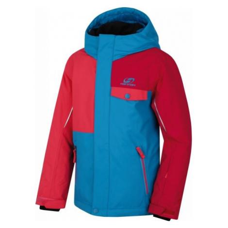 Hannah TIMUR JR red - Kids' skiing jacket