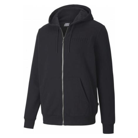 Puma MODERN BASIC FZ HOODIE FL - Men's sweatshirt