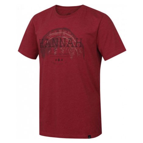 Hannah ETIEN red - Men's T-shirt