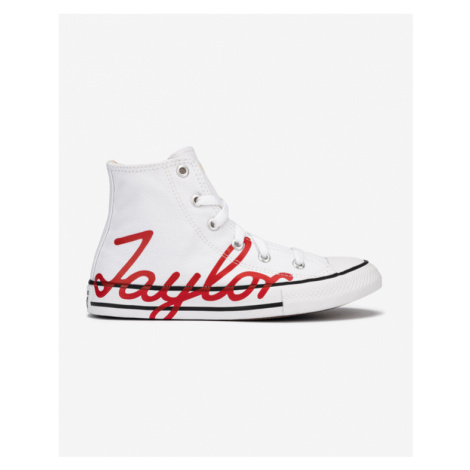 Converse Chuck Taylor All Star Hi Kids sneakers White