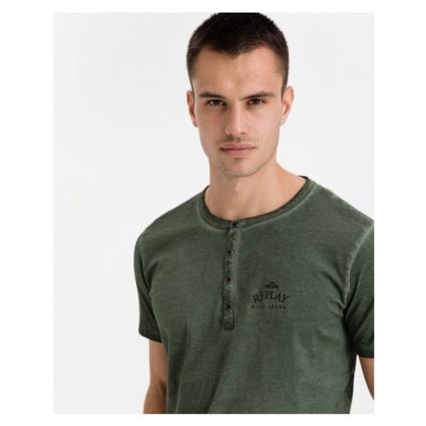 Replay T-shirt Green