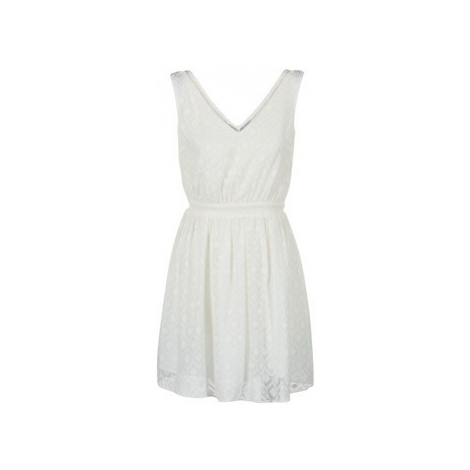 Les Petites Bombes TENUDE women's Dress in White