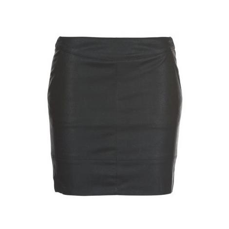 Only ONLBASE women's Skirt in Black