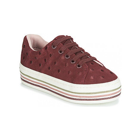 Gioseppo FUSSEN girls's Children's Shoes (Trainers) in Bordeaux