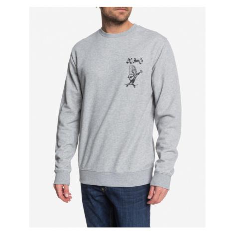 DC Taco Tuesday Sweatshirt Grey