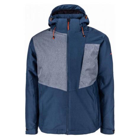 ALPINE PRO JERM blue - Men's ski jacket
