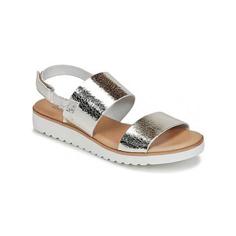 Casual Attitude FULIGULE women's Sandals in Silver