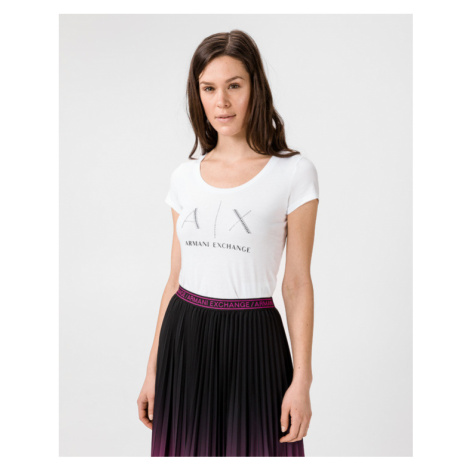 Armani Exchange T-shirt White
