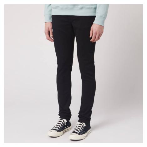 Nudie Jeans Men's Skinny Lin Skinny Jeans - Black Black Nudie Jeans Co