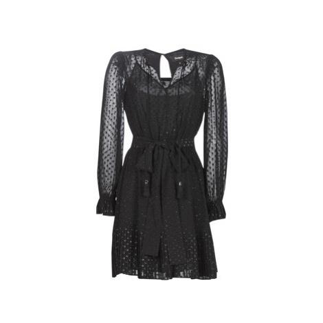 MICHAEL Michael Kors MF98Z7L7YH-001-BLACK women's Dress in Black