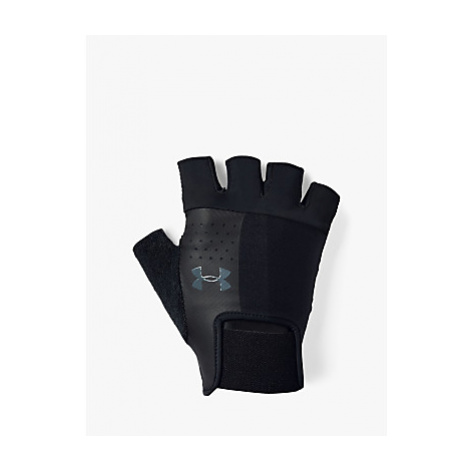 Under Armour Men's Training Gloves, Black/Pitch Grey