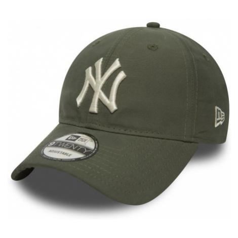 New Era NE 9TWENTY MLB NEW YORK YANKEES grey - Men's club baseball cap