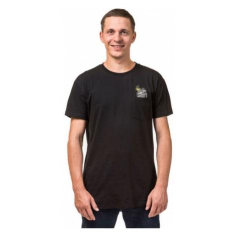 Horsefeathers GRENADE T-SHIRT black - Men's T-shirt