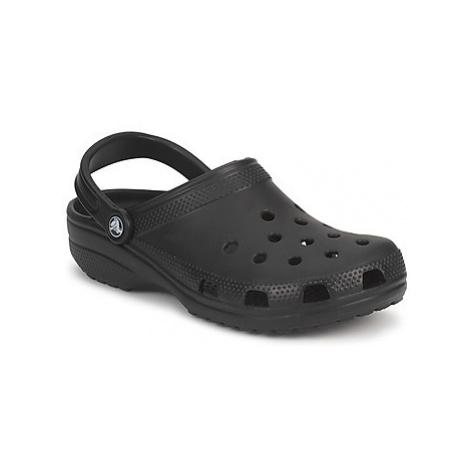 Crocs CLASSIC women's Clogs (Shoes) in Black