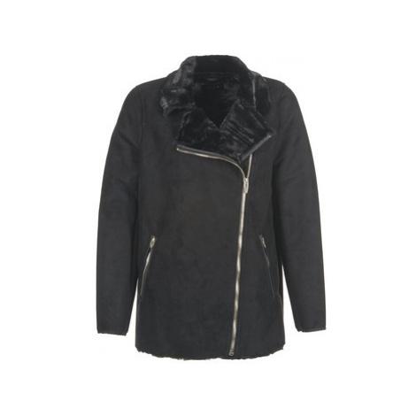 Vila VILIER women's Coat in Black
