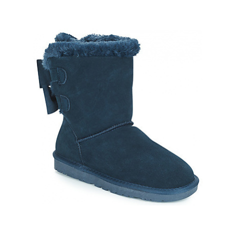Kaleo NONI women's Mid Boots in Blue