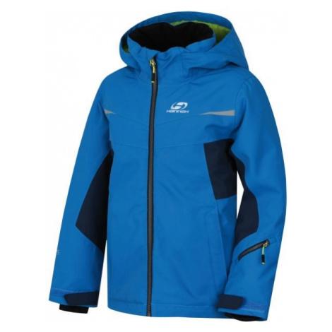 Hannah ROCCO JR blue - Kids' skiing jacket