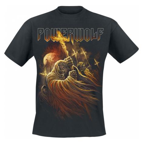 Powerwolf - Kreuzfeuer - T-Shirt - black