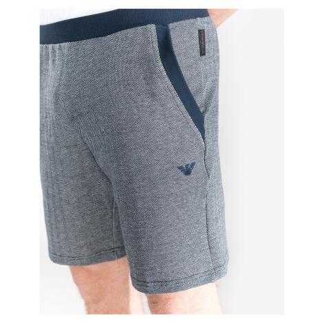 Emporio Armani Sleeping shorts Blue