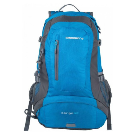 Crossroad CARGO 30 blue - Ventilated hiking backpack
