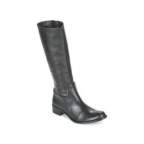 Betty London FLIGNE women's High Boots in Black