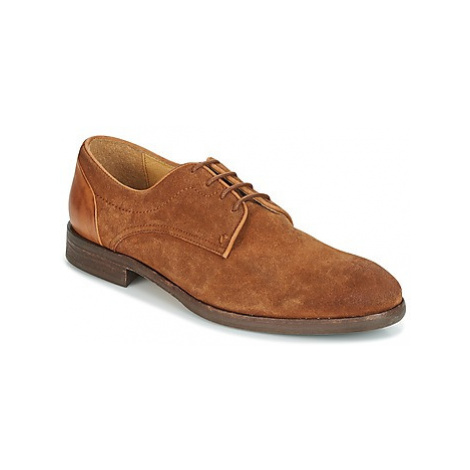 Hudson DREKER men's Casual Shoes in Brown Hudson London