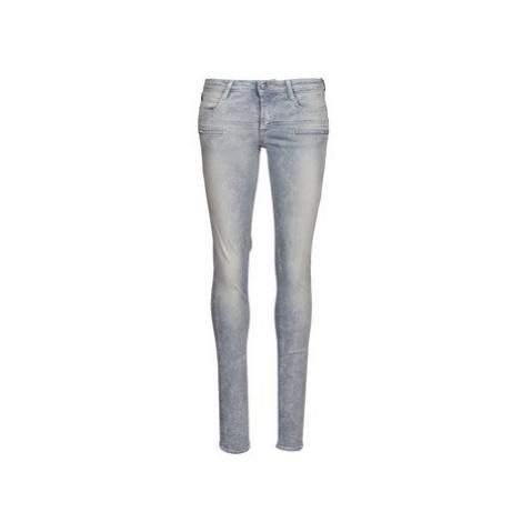 Le Temps des Cerises 316 women's Skinny Jeans in Grey